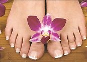 Booking & Gift vouchers. gv feet